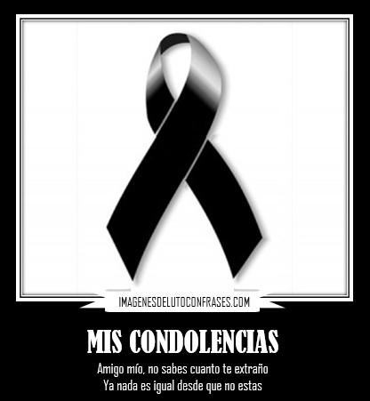 imágenes de condolencias para un amigo