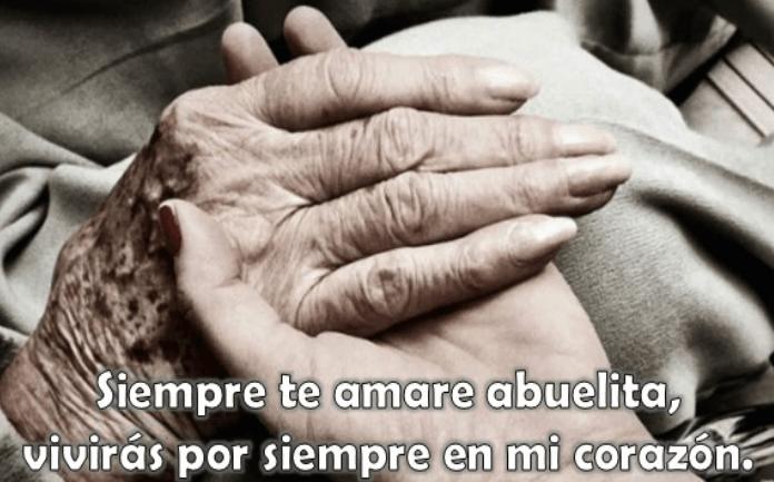 Imágenes de luto por mi abuelita