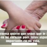 Imagenes de luto con frases para una abuela