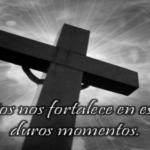 Imágenes de luto con frases cristianas