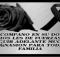 imágenes de luto familiar