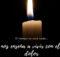 Frases en imágenes de luto para compartir por un ser querido fallecido