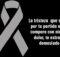 Imágenes de cintas de luto con frases Para descargar